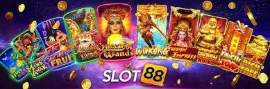 Beberapa Provider Game Slot di Slot88 Online